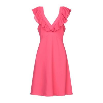 リュー ジョー LIU •JO ミニワンピース&ドレス フューシャ 38 ポリエステル 100% ミニワンピース&ドレス