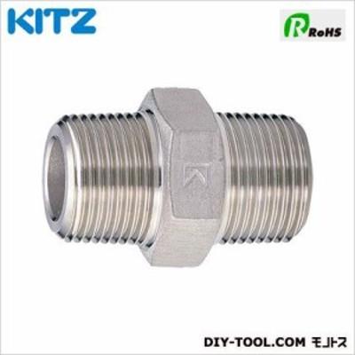 KITZ ステンレス製六角ニップル PHM1/8B[6A]