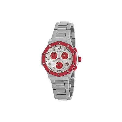 ストゥーリングオリジナル腕時計Stuhrling レディース 180.121147 レディース クロノグラフ クォーツ スワロフスキ 腕時計
