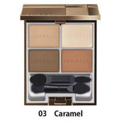 カネボウ化粧品LUNASOL(ルナソル) マカロングロウアイズ 03(Caramel)
