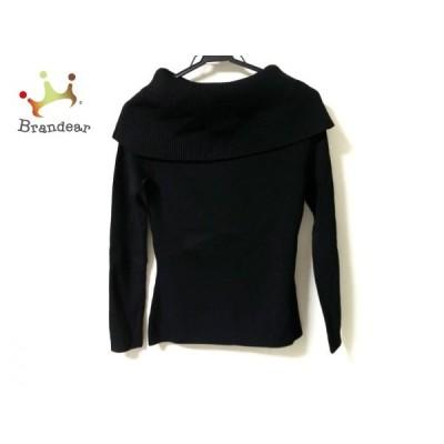 トーテム TOTEME 長袖セーター サイズS レディース 美品 黒 タートルネック 新着 20200913