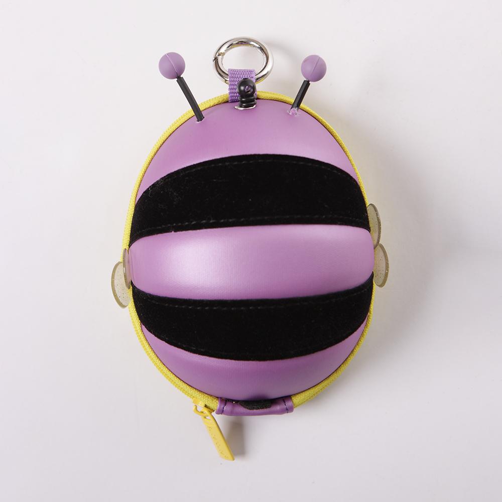 supercute紫蜜蜂車票夾