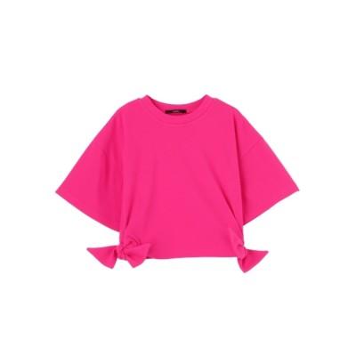 【エモダ/EMODA】 ミニオープンスリーブTシャツ