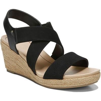 ドクター ショール Dr. Scholl's レディース サンダル・ミュール ウェッジソール シューズ・靴 Emerge Wedge Sandals Black
