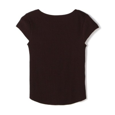 tシャツ Tシャツ ESTNATION / ボートネックリブプルオーバー