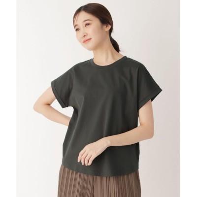 BLESSE BLIGE(ブレスブリージュ) 【抗菌防臭】クルーネックTシャツ