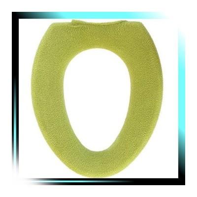 グリーン/e. 便座カバー O型  便座カバー グリーン O型専用 VPサ