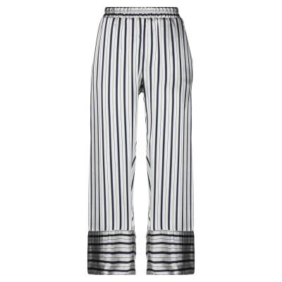 ツインセット シモーナ バルビエリ TWINSET パンツ ライトグレー 38 レーヨン 100% パンツ