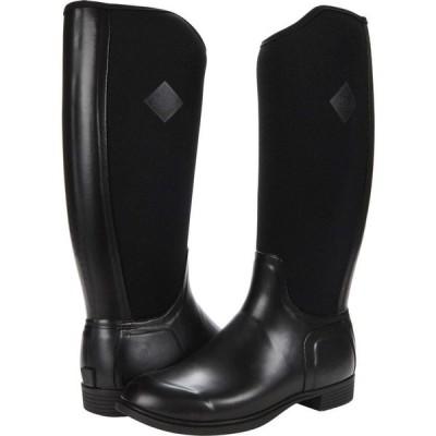 オリジナルムックブーツカンパニー The Original Muck Boot Company レディース ブーツ ダービーシューズ シューズ・靴 Derby Tall Black