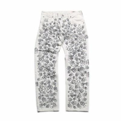 ADAM ET ROPE'+YQ 5P pants アダムエロペ 5ポケットコットンパンツ 071986【中古】