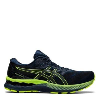 アシックス シューズ メンズ ランニング Gel Nimbus 23 Lite Show Running Shoes Mens