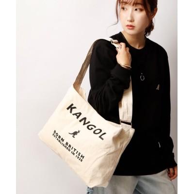 FUNALIVE / 【KANGOL】カンゴール ポストマンシンプルショルダーバッグ WOMEN バッグ > ショルダーバッグ