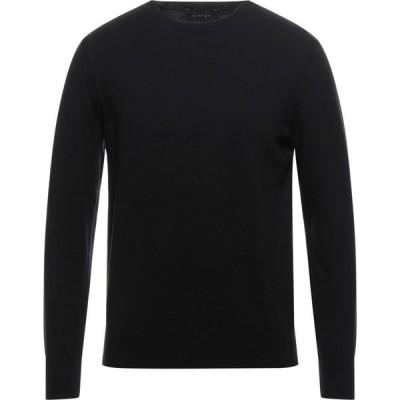 ディクタット DIKTAT メンズ ニット・セーター トップス Sweater Black