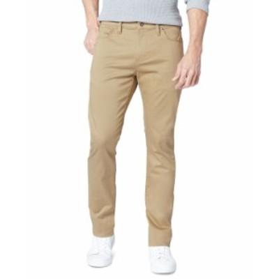 ドッカーズ メンズ カジュアルパンツ ボトムス Men's Jean-Cut Supreme Flex Slim Fit Pants New British Khaki