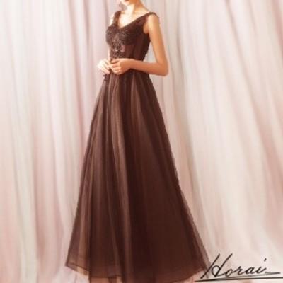 ウェディングドレス 激安 ドレス ノースリーブ マキシ丈 レース  ドレス 結婚式 二次会 20代 30代 40代