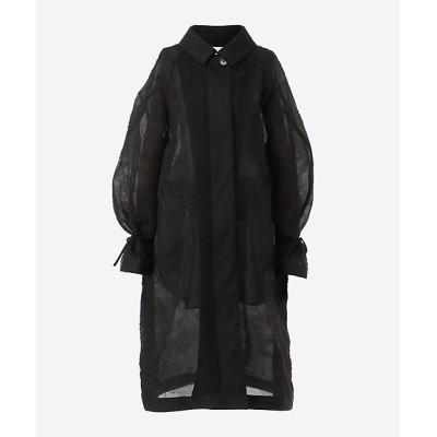 <CECILIE BAHNSEN(Women)/セシリー バンセン> コート BLACK【三越伊勢丹/公式】
