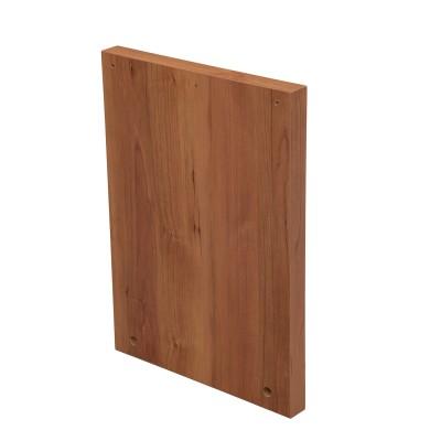組み替えできるオープンラック用側板パーツ