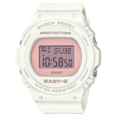【BABY-G】BGD-570シリーズ / BGD-570-7BJF (ピンク×ホワイト)