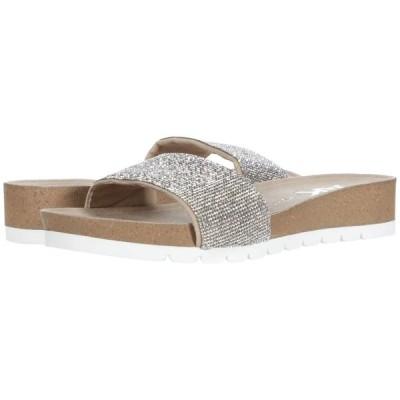 アン クライン Anne Klein レディース サンダル・ミュール シューズ・靴 Sport Glynis Crystals