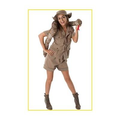 新品Adult Safari Lady Halloween Costume並行輸入品