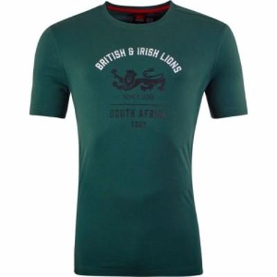 カンタベリー Canterbury メンズ Tシャツ トップス British And Irish Lions Graphic T Shirt Green