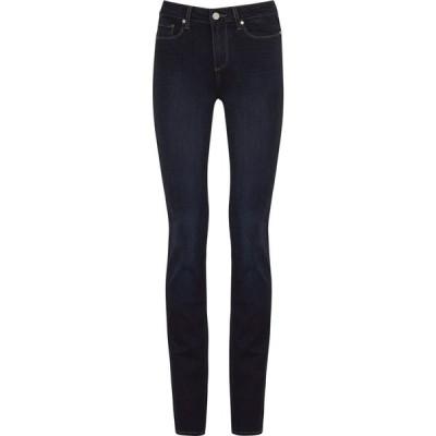 ペイジ Paige レディース ジーンズ・デニム ボトムス・パンツ Hoxton Transcend Indigo Slim-Leg Jeans Blue