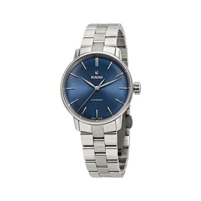Rado Coupole Classic S Blue Dial Stainless Steel Automatic Womens Watch R22862203並行輸入品