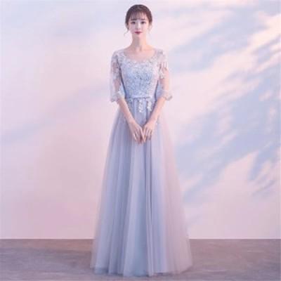 ドレス 花嫁ウエディングドレス ミニドレス シンプル マーメイドドレス 結婚式 二次会 演奏会ドレス (M)