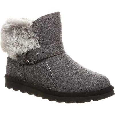 ベアパウ ブーツ&レインブーツ レディース シューズ Bearpaw Women's Koko Boot Grey Ii