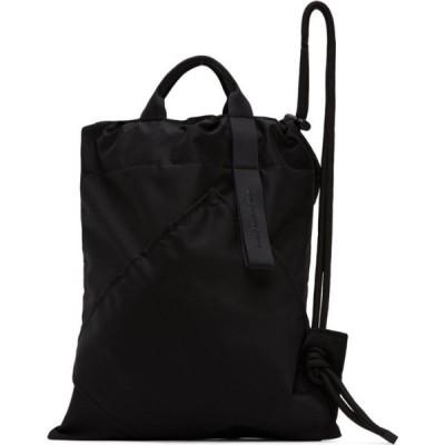 イッセイ ミヤケ Issey Miyake Men メンズ バックパック・リュック バッグ Black Kinchaku Backpack Black