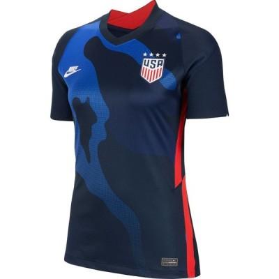 ナイキ Nike レディース トップス USA '20 Breathe Stadium Away Replica Jersey