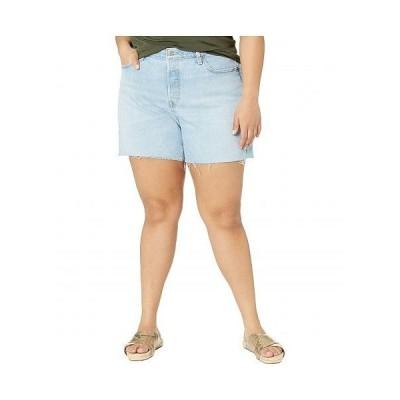 Levi's(R) Premium リーバイス レディース 女性用 ファッション ショートパンツ 短パン Plus 501(R) Original Shorts - Tango Dibs
