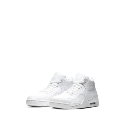 ナイキ メンズ スニーカー シューズ Flight Legacy Sneaker 101 WHITE/WHITE