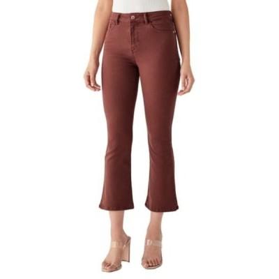 ディーエル1961 レディース デニムパンツ ボトムス Bridget Bootcut Jeans REDWOOD