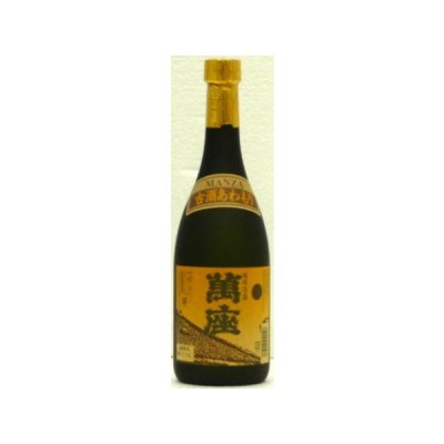 恩納酒造所 萬座 古酒 40度 720ml 【焼酎乙類:泡盛(沖縄)】