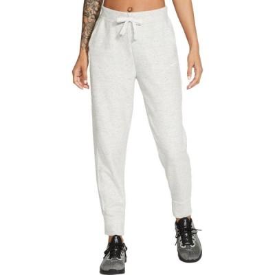 ナイキ Nike レディース フィットネス・トレーニング テーパードパンツ ボトムス・パンツ Hypernaturals Fleece Tapered Training Pants Grey Heather