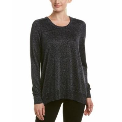 ファッション トップス Reiss Reagan Wool-Blend Sweater Xs Blue