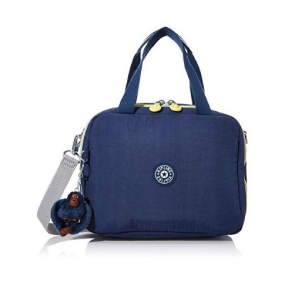 Kipling MIYO School Backpack, 25 cm, 8 liters, Blue (Blue Thunder) 並行輸入品