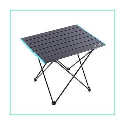 送料無料!Foldable Portable Aluminum Camping Table, Ultralight Aluminum Camp Table with Carry Bag, for Outdoor,Tent Camping, Self-Drivi