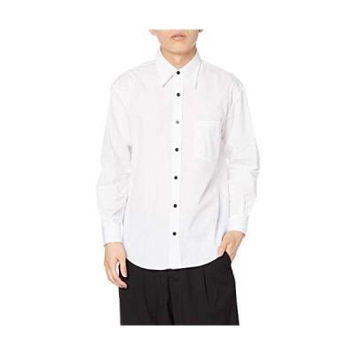 アルベ シャツ ベーシックシャツ メンズ レディース ブロード左胸ポケット 飲食店 レストラン カフェ 厨房 内装や業態に合せて 全7サイズ