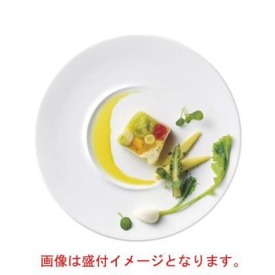 ディナープレートセレクション 三日月 27cmディナー [D27.5 x 2.5cm]  料亭 旅館 和食器 飲食店 業務用