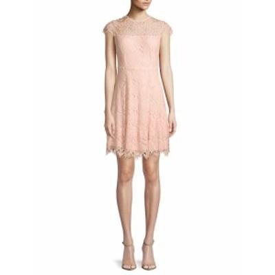ジュリアヨルダン レディース ワンピース Floral Lace Dress