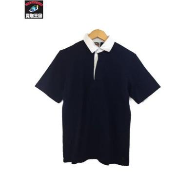 Barbarian 半袖ラガーシャツ NVY (SIZE:M)
