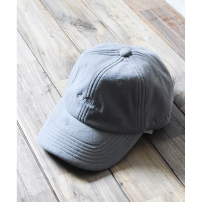INNOCENT / 【63】【WILD THINGS】POLARTEC 6PANEL CAP WOMEN 帽子 > キャップ