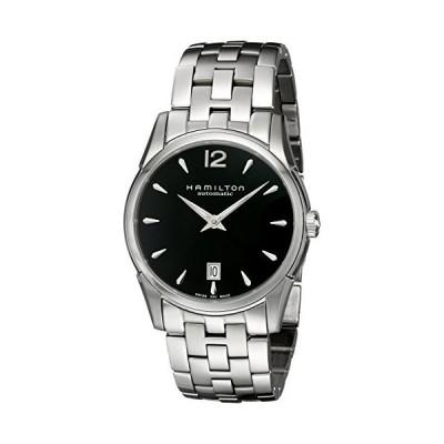 Hamilton Men's H38515135 Jazzmaster Black Dial Watch【並行輸入品】