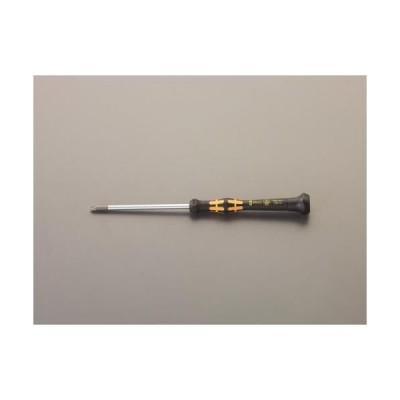 エスコ EA550ML-1 PZ0x60mm Pozi ドライバー 精密/ESD EA550ML1