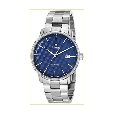 Rado Men's Coupole Classic Stainless Steel Swiss Automatic Watch 並行輸入品