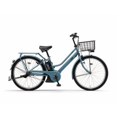 配送も店頭受取も可 電動自転車 ヤマハ 電動アシスト自転車 26インチ 3段変速ギア パス リン PAS RIN 2020 PA26AGRN0J パウダーブルー ツ