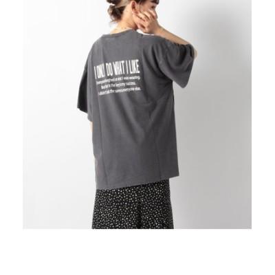 強撚SZ天竺プリントTシャツ