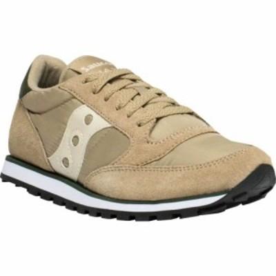 サッカニー Saucony Originals レディース スニーカー ローカット シューズ・靴 Jazz Low Pro Sneaker Khaki/Green